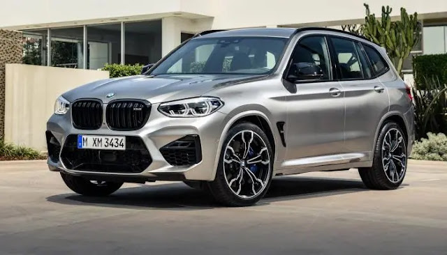 BMW strengthened its SUV fleet for 2021, with a newer version of the X3's high-performance M-Class.