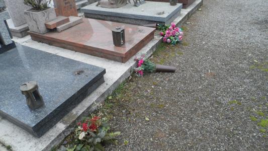 San Severo. Il servizio di vigilanza ferma nella notte un uomo nel cimitero: era intento a trafugare suppellettili funerarie.