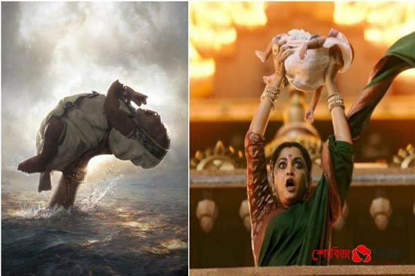 ১৮ দিন বয়সে Bahubali-তে অভিনয়