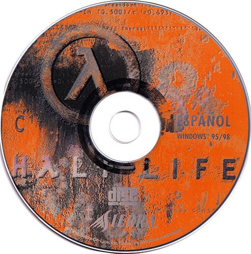 Half-Life CD