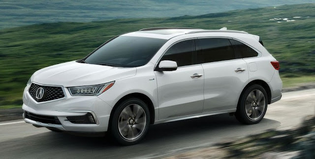 2017 Acura MDX Redesign Review