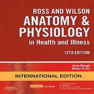 Ross and Wilson Anatomy and Physiology pdf free download