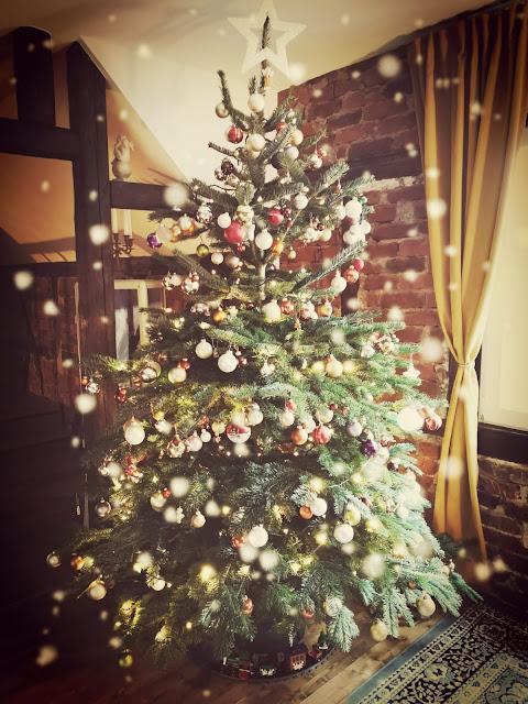 weihnacht im salon