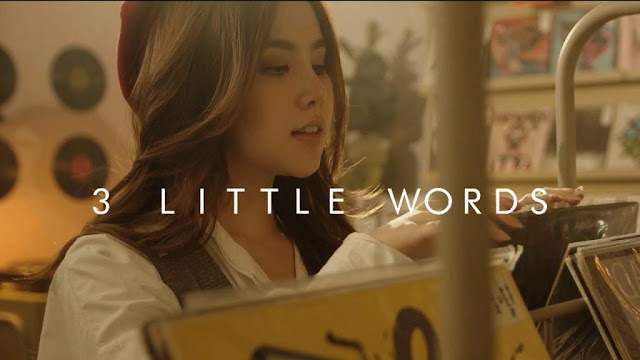 Lirik lagu Agatha Chelsea Three Little Words dan Terjemahan