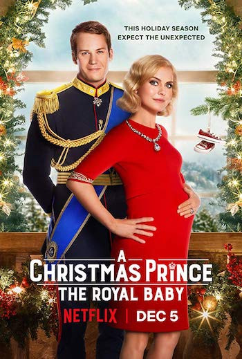 Watch online A Christmas Prince The Royal Baby 2019 Hindi Dual Audio 300Mb 480p WEB-DL Free Download bolly4ufree.in