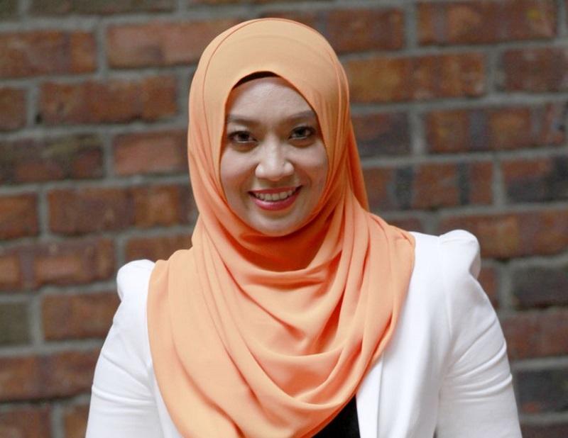 Fara Fauzana kumpul dana untuk bina masjid