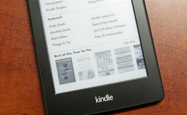 Malicious Kindle Ebook Let Hackers Take Over Your Amazon Account