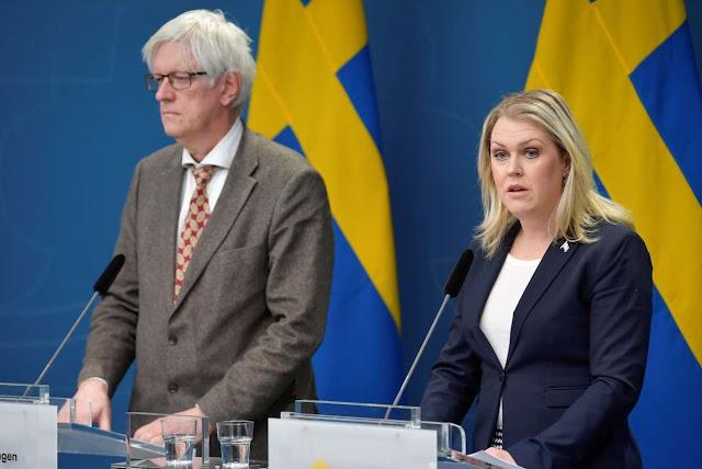 Η Σουηδία ακολουθεί μια δική της στρατηγική απέναντι στον κορωναϊό