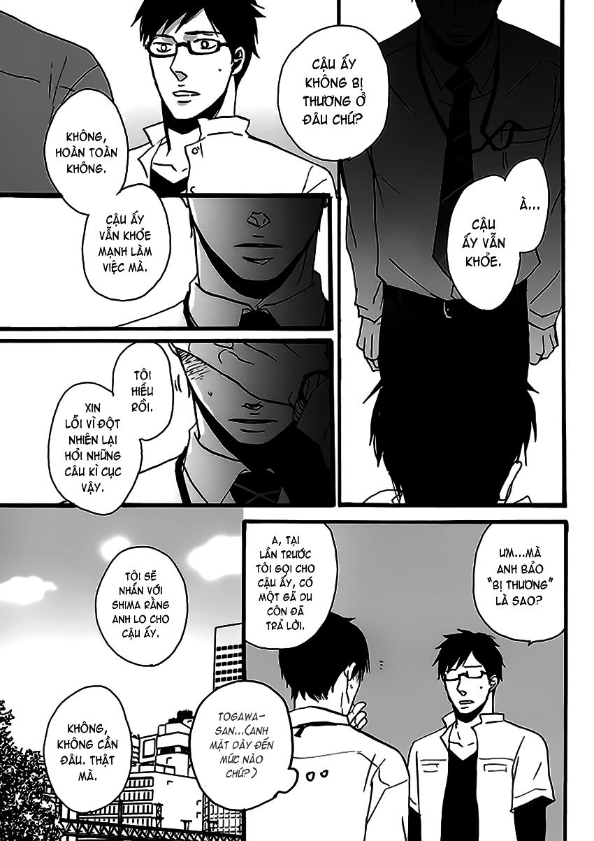 Trang 21 - Dù Thế Nào Em Vẫn Yêu Anh--EXTRA 2--[ShuShi Group] (- Yoneda Kou) - Truyện tranh Gay - Server HostedOnGoogleServerStaging