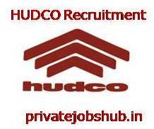 HUDCO Recruitment