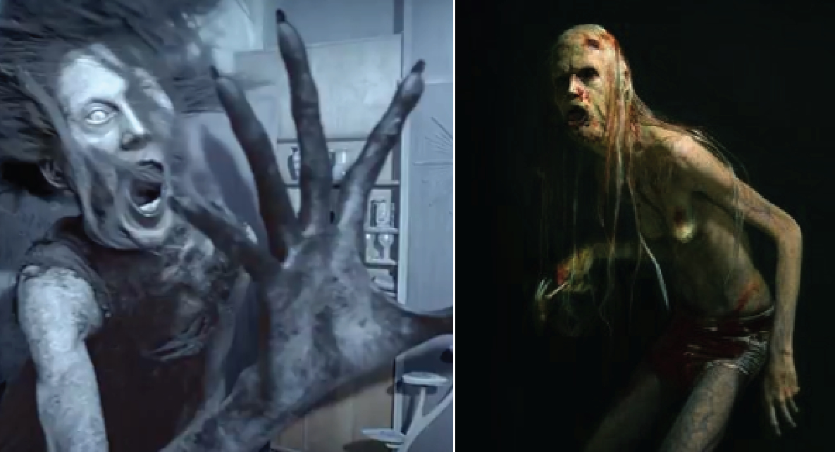 Javier Botet Mama Makeup Displaying 17 Images For Pictures