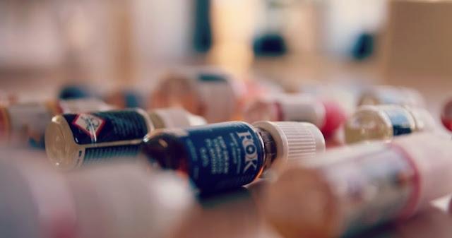 Mengenal Komposisi Bahan Baku Liquid Vape