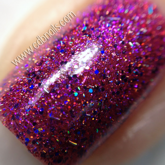Lollipop Posse Lacquer- Midnight Checkout Queen