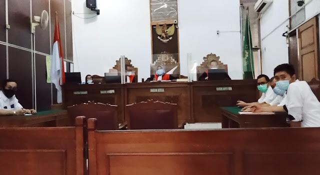 Oknum Hakim PN Jaksel Terkesan Arogan, Larang Wartawan Ambil Dokumentasi Saat Peliputan Sidang