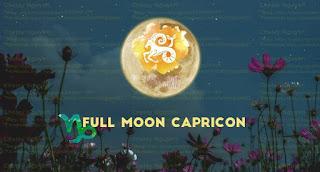 Siêu trăng tròn Ma Kết 2021 Full Moon Caprricon