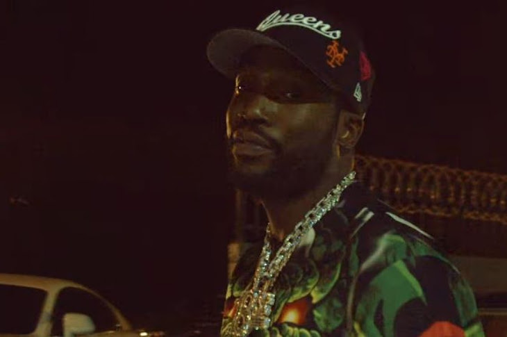 Watch: Meek Mill - Middle Of It Featuring Vory