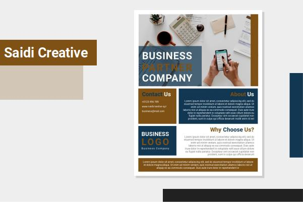 Free Download Business Flyer Template Word Document Fully Editable