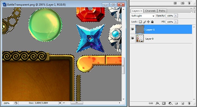 Making the quality of PVRTC textures higher