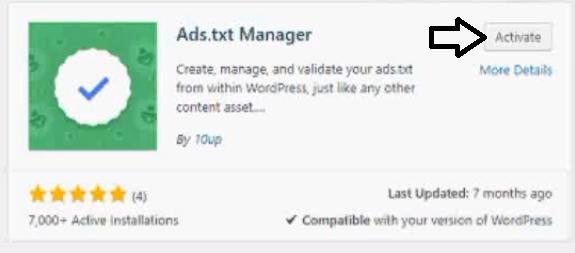 طريقة انشاء ملف ads.txt في googe adsense علي ووردبريس - WordPress