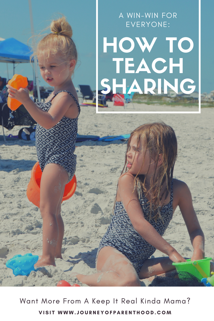 How To Teach Sharing