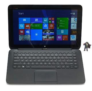 HP Split x2 13-M210dx 2-in-1 Touchscreen Bekas