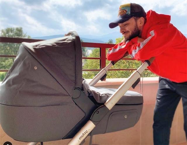 Шашардиса всички: Няма да повярвате какво направи Криско за бебето си