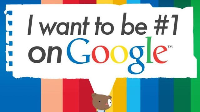 Mengoptimalkan SEO Website Menggunakan Blog Supaya No.1 Di Google
