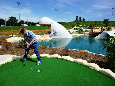 Moby Golf at Golf Kingdom in Romford