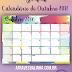 Calendário de Outubro 2017 para download