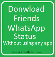 download friends whatsapp status