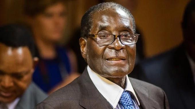 Robert Mugabe ancien président du Zimbabwe est mort