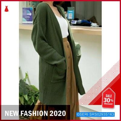 SRS0293S163 Cardigan Wanita Rajut BMGShop