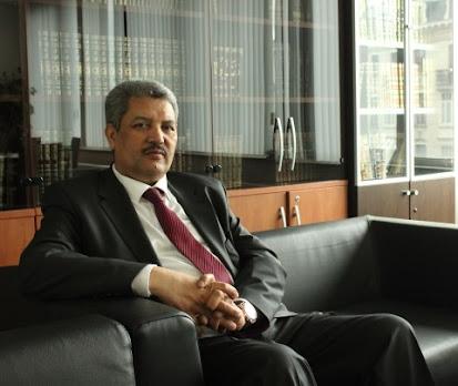 صلاح الشلاوي، رئيس الهيئة التنفيذية لمسلمي بلجيكا