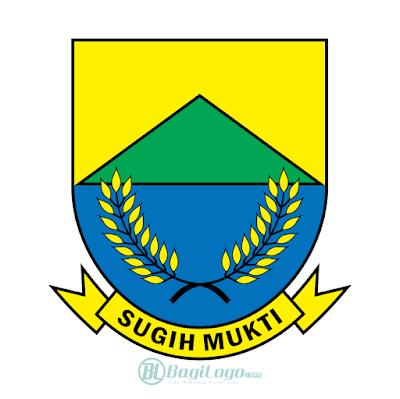 Kabupaten Cianjur Logo Vector