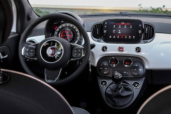 Fiat 500 bate recorde de vendas na Europa com versões eletrificadas