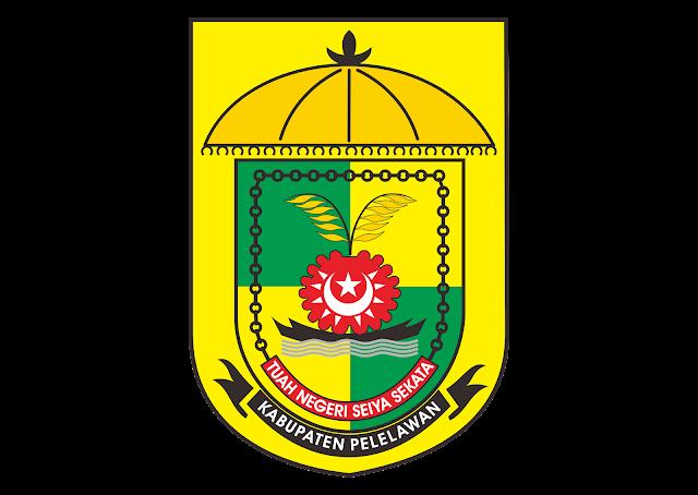Logo Kabupaten Pelalawan, Riau Vector