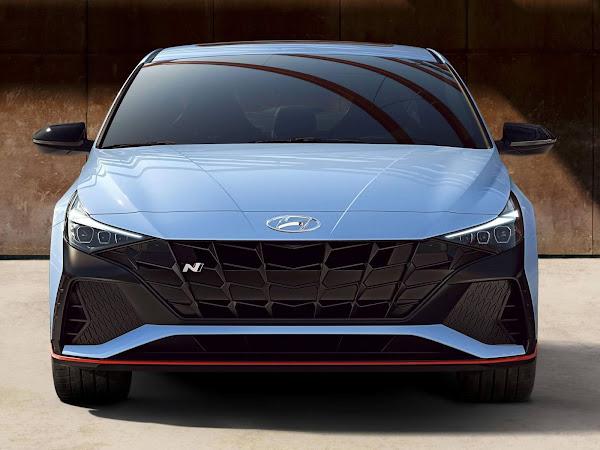 Novo Hyundai Elantra N chega com 280 cv e câmbio DCT -8