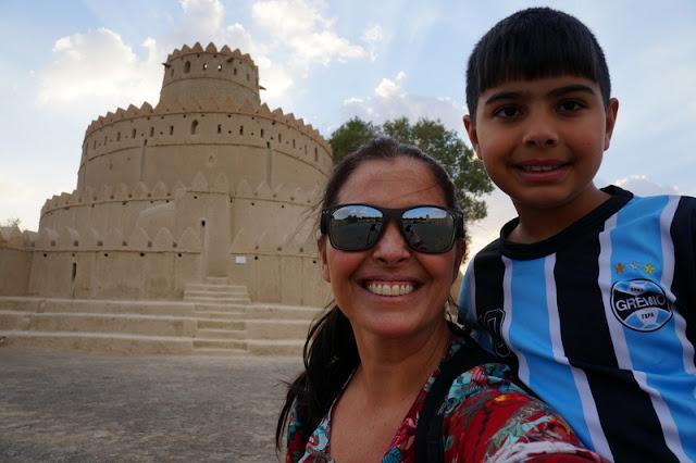 Abu Dhabi lugares para conhecer
