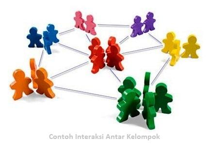 Contoh Interaksi Antar Kelompok - Aneka Macam Contoh
