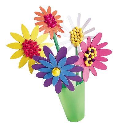 Wooden Spoon Bouquet