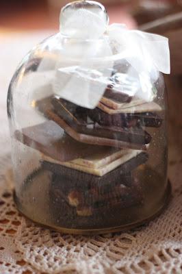Chocolate mix, mens table, Hochzeitsmotto aus M wird M, Pastell und Vintage im Riessersee Hotel Garmisch-Partenkirchen, Bayern