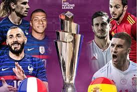 بعد مباراة مثيرة ، فازت فرنسا بدوري الأمم الأوروبية على حساب إسبانيا.