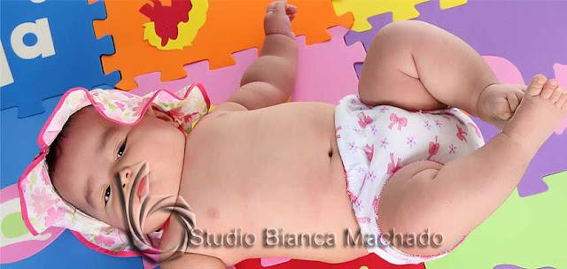 book em estudio para bebe