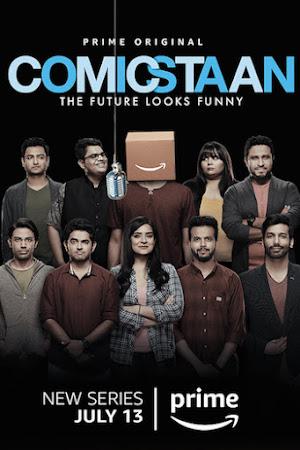Poster Of Comicstaan Season 01 2019 Watch Online Free Download