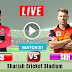 Bangalore vs Hyderabad, 52nd Match, Sunrisers Hyderabad opt to bowl