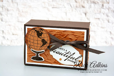 Beautiful World Bundle, World of Good Specialty Designer Series Paper, Manly Project, Rick Adkins, Stampin' Up!