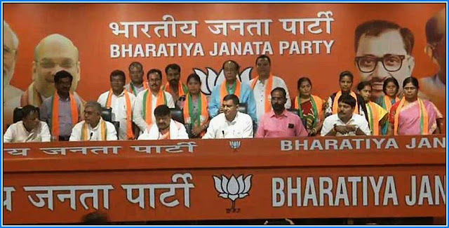 BJP gets first Zilla Parishad in West Bengal as TMC members switch sides