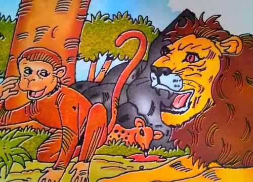 Animal Story for Child in Hindi