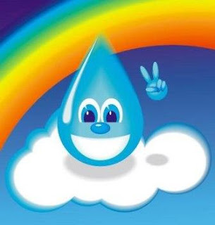 Сказка про капельку воды