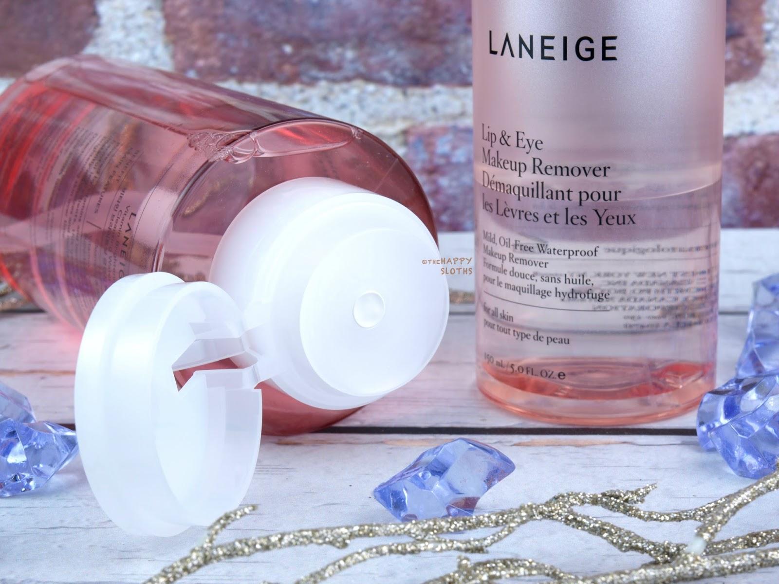 LANEIGE Vitamin Brightening Cleansing Water: Review